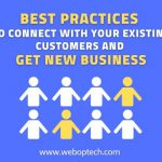 Connect With Your Existing Customers And Get New Business