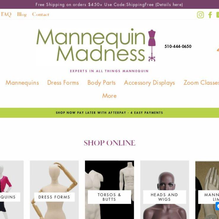 mannequinmadness com
