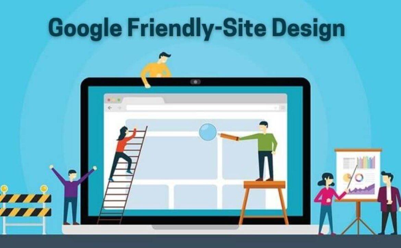 Google Friendly Site Design