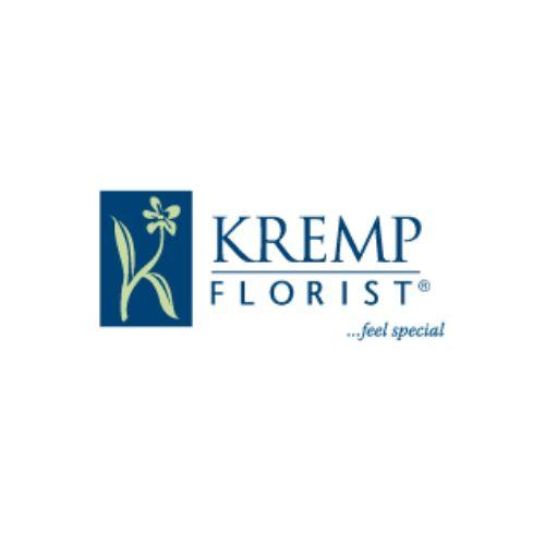 Kremp Florist Logo