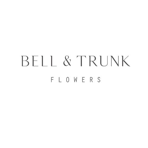 Bell & Trunk Flowers Logo