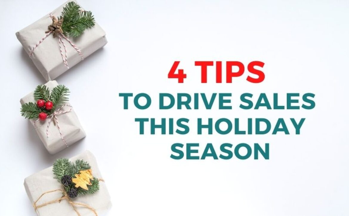 drive sales tips